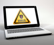 "Mobile Thin Client / Netbook ""Virus"""