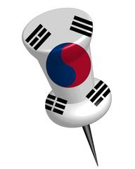 Pinnadel Südkorea