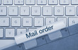 Mail order keyboard and folder
