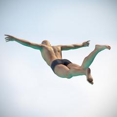 Cliff Diver 3D