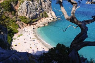 Cala Fuili beach, near Cala Gonone, Sardinia