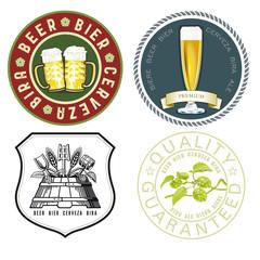 Bier Emblem