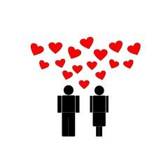 love, illustration