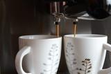 Naklejka W oczekiwaniu na kawę