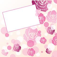 Valentine Roses Card