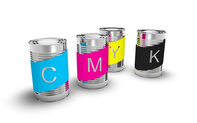 color cans