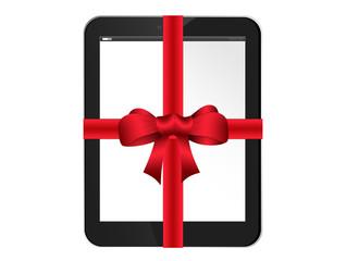 tablette cadeau