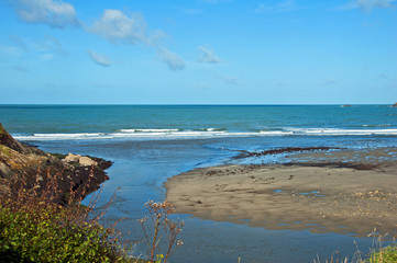 Parrog Beach,Newport, Pembs