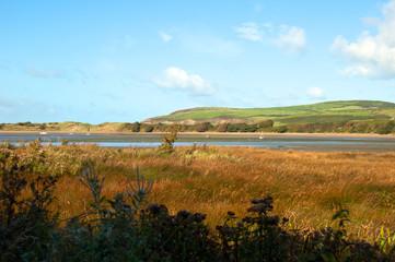 Estuary Newport Pembroke wales