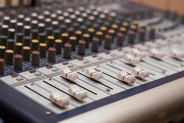 profi audio mixer