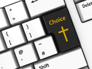 Computer keyboard choice