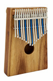 Treble karimba thumb piano