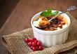 Creme brulee (cream brulee, burnt cream)