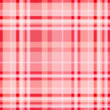 Red seamless plaid pattern