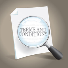 Terms and Conditions Examination