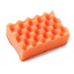 sponge isolated over white