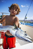 Spanish Mackerel fisherman