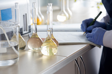 Laboratory tests and results