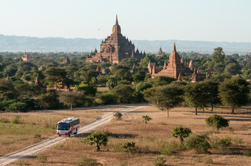 Sulamani Temple in Bagan, Myanmar