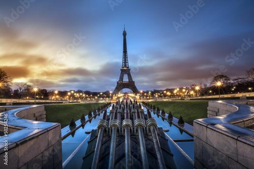 Fototapeten,eiffel tower,paris,frankreich,monuments