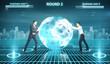 Battle in cyberspace