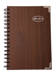 notebook in a firm cover