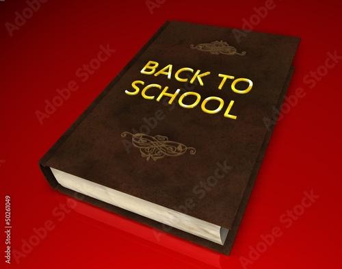 3D Buch II - Back to School