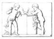 Allegory : Freemason - Francs-Macons