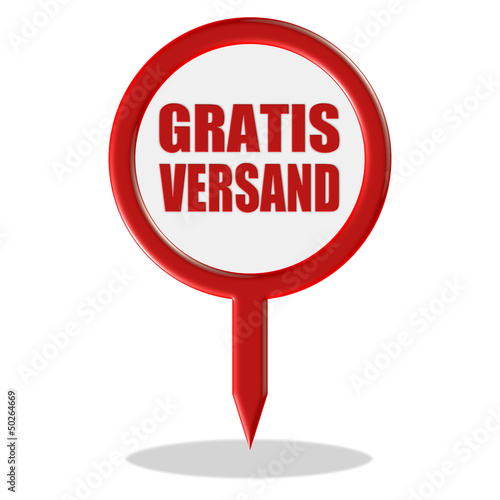 Pointer rot GRATIS VERSAND