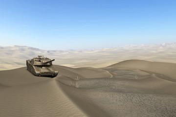 Wüsten Panzer