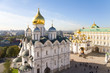 The Moscow Kremlin. The view from the top