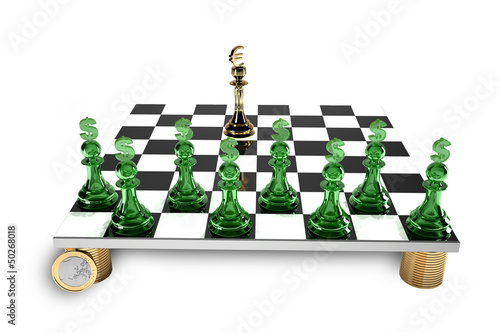 Finance  a game of chess
