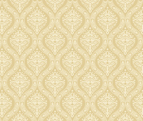 old baroque wallpaper texture