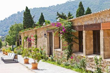 Spanisches Wohnhaus