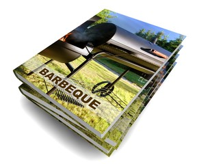 3D Buch III - Barbeque