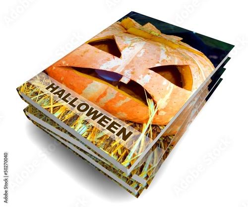 3D Buch III - Halloween