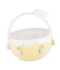 Basket for easter eggs