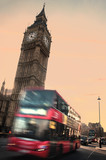 Big Ben and London transport