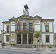 Cangas de Onis City-hall in Spain