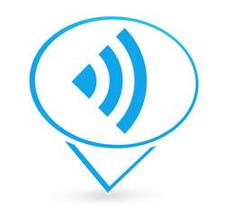 audition sur signet bleu