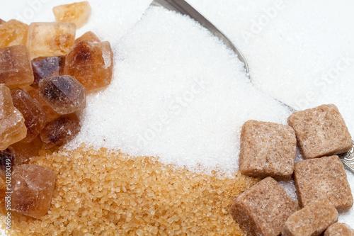 sugar assortment