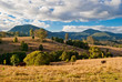 Leinwandbild Motiv Nimbin, Australia, rural landscape