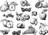 Fototapety Fruit