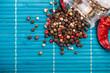 Mixture of pepperscorns