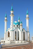 Kul Sharif mosque in Kazan Kremlin - Russia