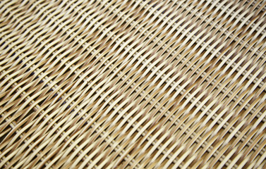 Background texture wicker