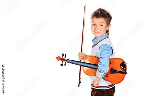 student musician