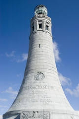 The Mount Greylock Memorial Tower