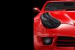 Sportwagen Detailansicht