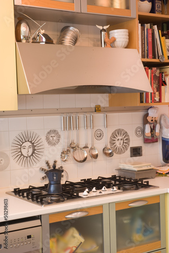 scorcio della cucina